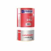 Полиуретановая 2-хкомпонентная эмаль повышенной твёрдости 2КР 4л-до48м